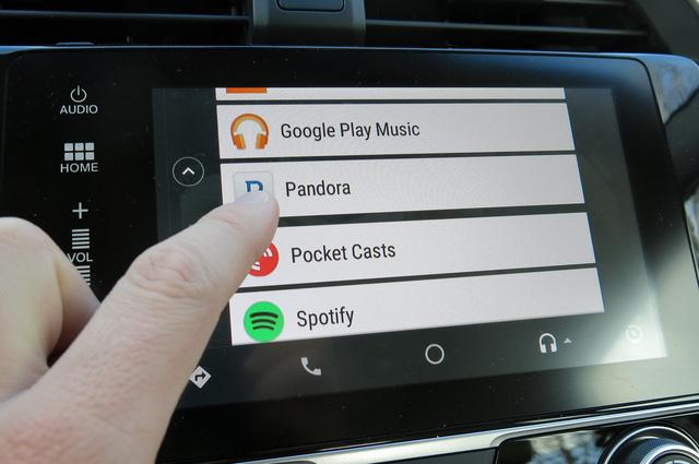 Android Auto kết nối điện thoại với ô tô như thế nào? - Ảnh 3.