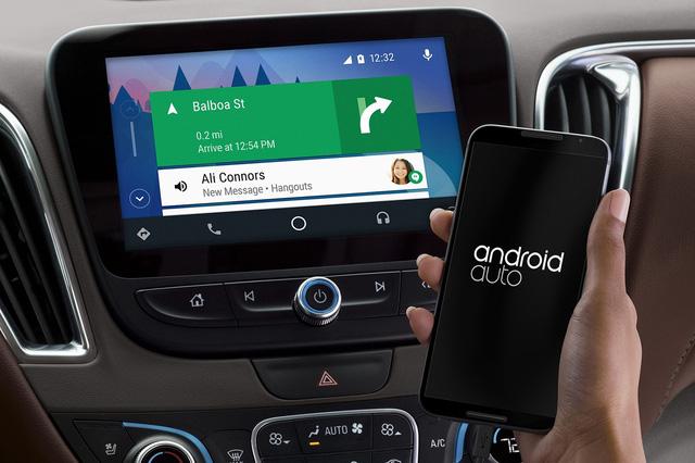 Android Auto kết nối điện thoại với ô tô như thế nào? - Ảnh 1.