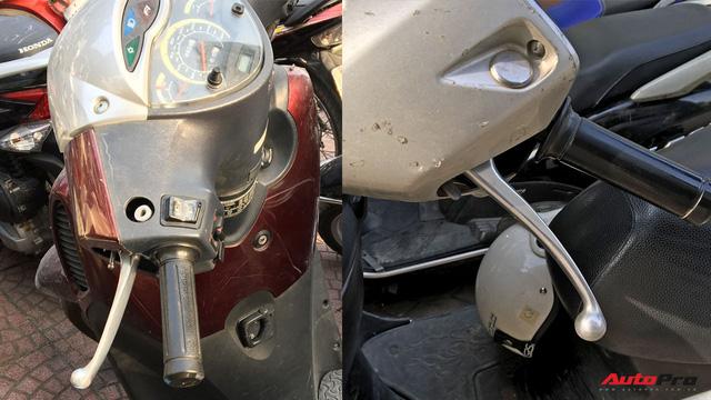 Hướng dẫn khoá phanh trên xe máy Honda - Ảnh 1.