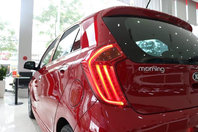 Thêm 15 triệu đồng, Kia Morning S 2017 có gì đáng giá? - Ảnh 8.