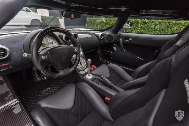 Hàng hiếm Koenigsegg CCX 9 năm tuổi rao bán giá 1,4 triệu USD - Ảnh 10.