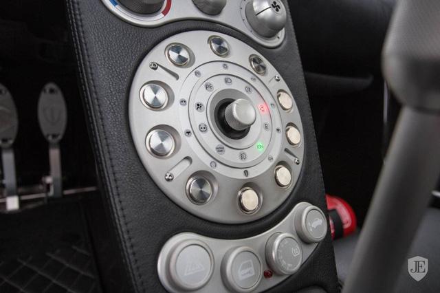 Hàng hiếm Koenigsegg CCX 9 năm tuổi rao bán giá 1,4 triệu USD - Ảnh 13.