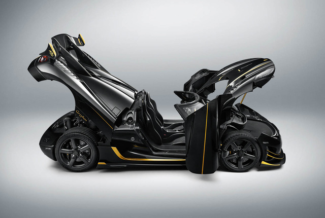 Siêu xe triệu USD Koenigsegg Agera RS gặp nạn tại Thụy Điển - Ảnh 2.