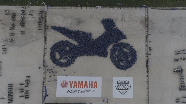 Yamaha Việt Nam lập 2 kỷ lục Guinness thế giới - Ảnh 1.