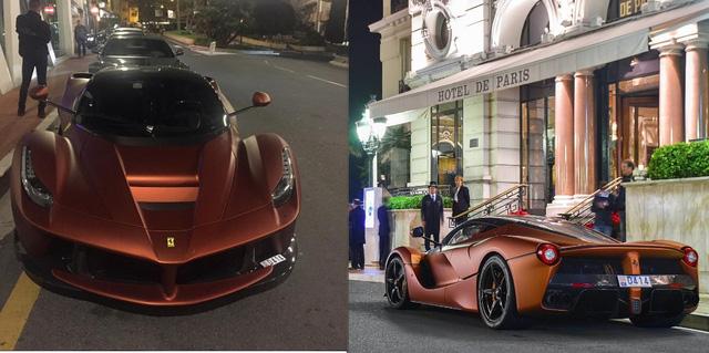 Ferrari LaFerrari màu cực độc xuất hiện tại thiên đường siêu xe - Ảnh 1.
