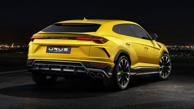 Lamborghini Urus - SUV nhanh nhất thế giới chính thức trình làng - Ảnh 6.