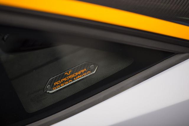 Lamborghini Aventador S từng cập bến Việt Nam có thêm phiên bản cá nhân hóa tại Goodwood 2017 - Ảnh 3.