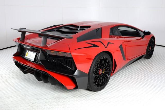 Vẻ đẹp siêu xe hàng hiếm Lamborghini Aventador SV đỏ rực rao bán 12,7 tỷ Đồng - Ảnh 5.