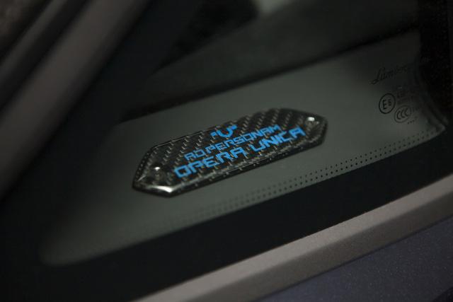 Lamborghini trình làng Aventador S mui trần bản giới hạn tại Nhật Bản - ảnh 5