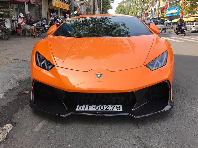 Siêu phẩm Lamborghini Huracan độ Novara đầu tiên tại Việt Nam xuất xưởng - Ảnh 1.