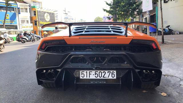 Lamborghini Huracan độ Novara Edizione độc nhất Việt Nam tiếp tục được làm đẹp - Ảnh 8.