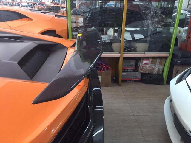 Lamborghini Huracan độ Novara Edizione độc nhất Việt Nam tiếp tục được làm đẹp - Ảnh 3.