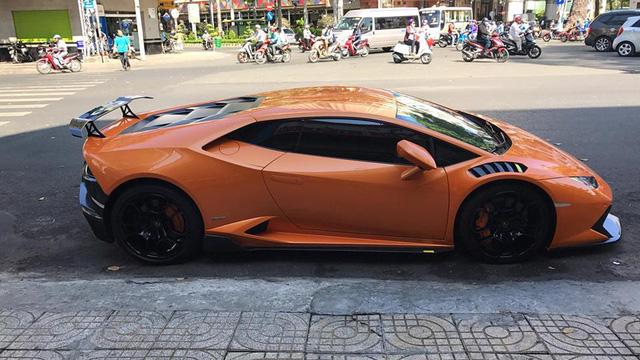 Lamborghini Huracan độ Novara Edizione độc nhất Việt Nam tiếp tục được làm đẹp - Ảnh 2.