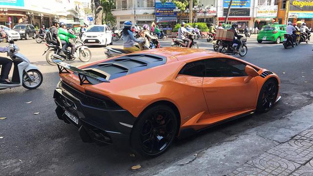 Lamborghini Huracan độ Novara Edizione độc nhất Việt Nam tiếp tục được làm đẹp - Ảnh 12.