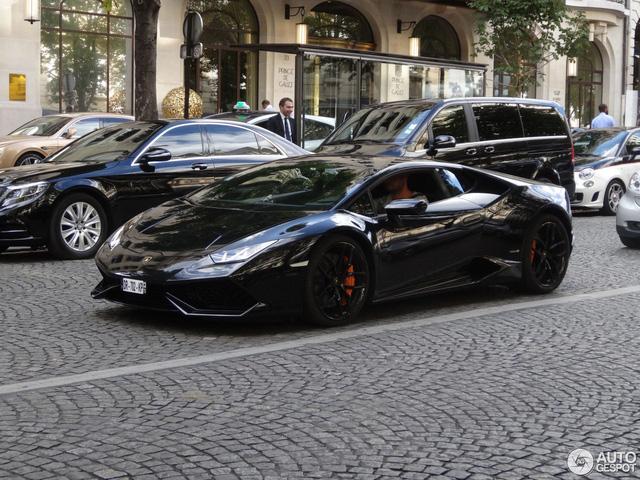 Siêu xe Lamborghini Huracan LP610-4 gặp nạn tại Pháp - Ảnh 2.