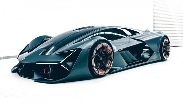 điểm Lại Những Concept Lamborghini Tao Bạo Nhất Trước Thềm Ra Mắt