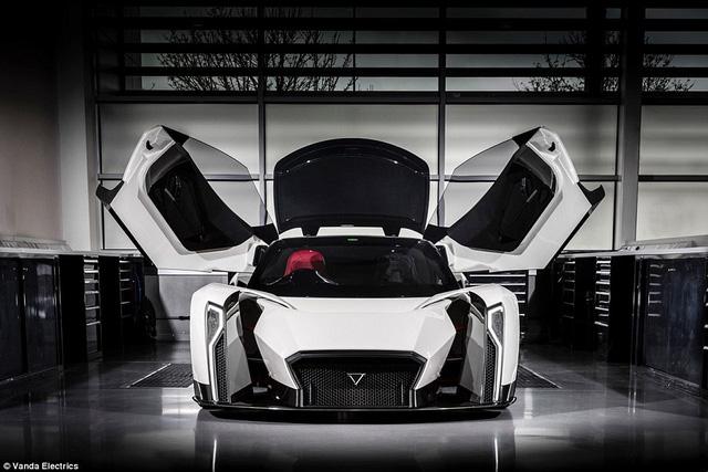 7 mẫu xe concept ấn tượng nhất tại Geneva Motor Show 2017 - Ảnh 5.