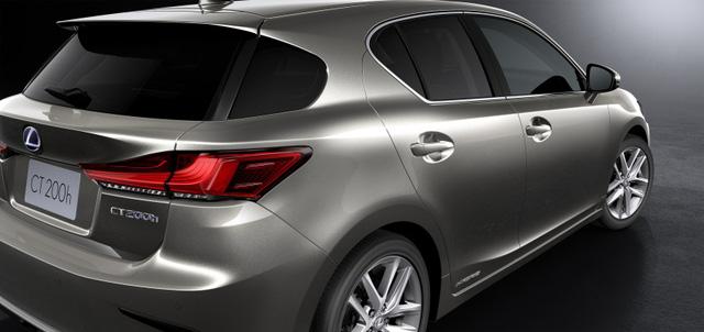 Lexus trình làng bản nâng cấp CT 200h 2018 cho thị trường Châu Âu - Ảnh 10.