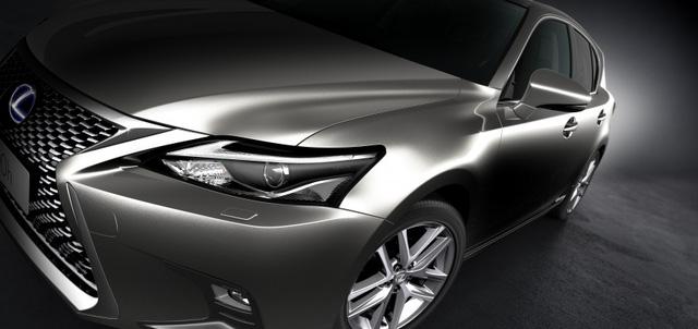 Lexus trình làng bản nâng cấp CT 200h 2018 cho thị trường Châu Âu - Ảnh 3.