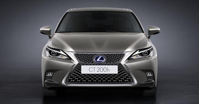 Lexus trình làng bản nâng cấp CT 200h 2018 cho thị trường Châu Âu - Ảnh 1.