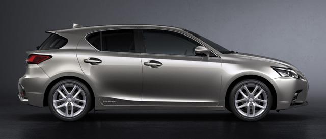 Lexus trình làng bản nâng cấp CT 200h 2018 cho thị trường Châu Âu - Ảnh 9.