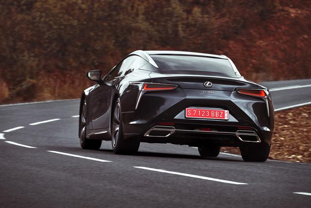 Xe sang Lexus LC Coupe 2018 được chốt giá từ 2,1 tỷ Đồng - Ảnh 8.