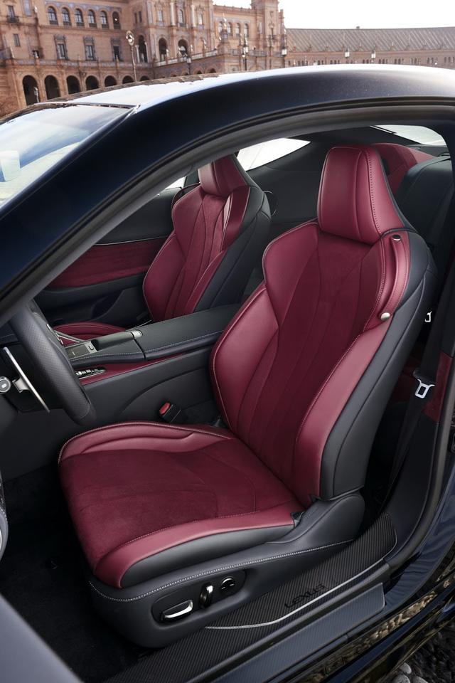 Xe sang Lexus LC Coupe 2018 được chốt giá từ 2,1 tỷ Đồng - Ảnh 11.