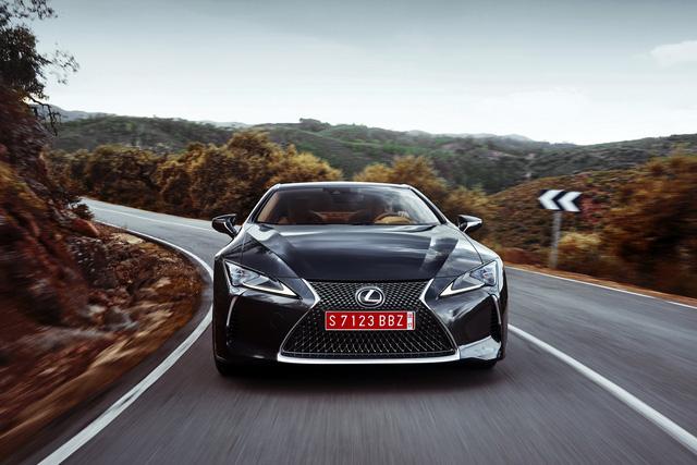 Xe sang Lexus LC Coupe 2018 được chốt giá từ 2,1 tỷ Đồng - Ảnh 5.
