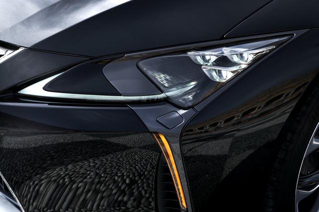 Xe sang Lexus LC Coupe 2018 được chốt giá từ 2,1 tỷ Đồng - Ảnh 7.