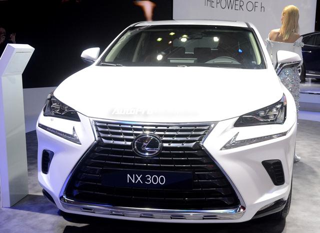 Chi tiết Lexus NX 2018 vừa ra mắt tại Việt Nam