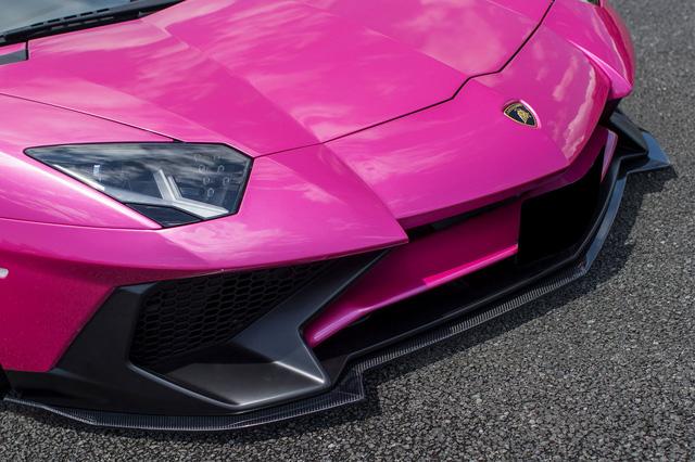 Lamborghini Aventador SV độ nhẹ của Liberty Walk - Ảnh 2.