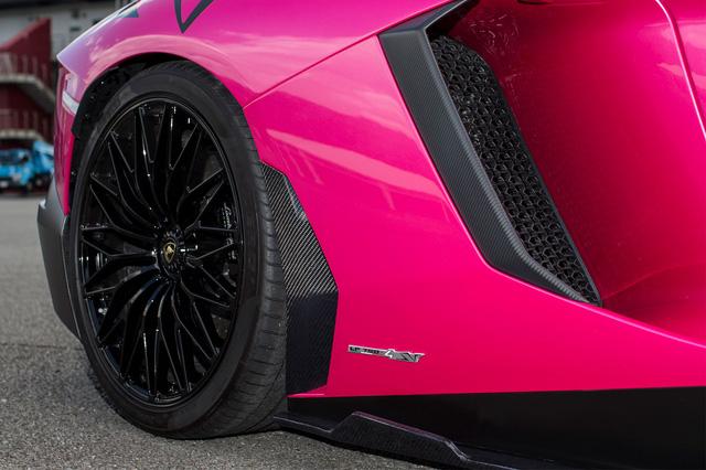 Lamborghini Aventador SV độ nhẹ của Liberty Walk - Ảnh 4.