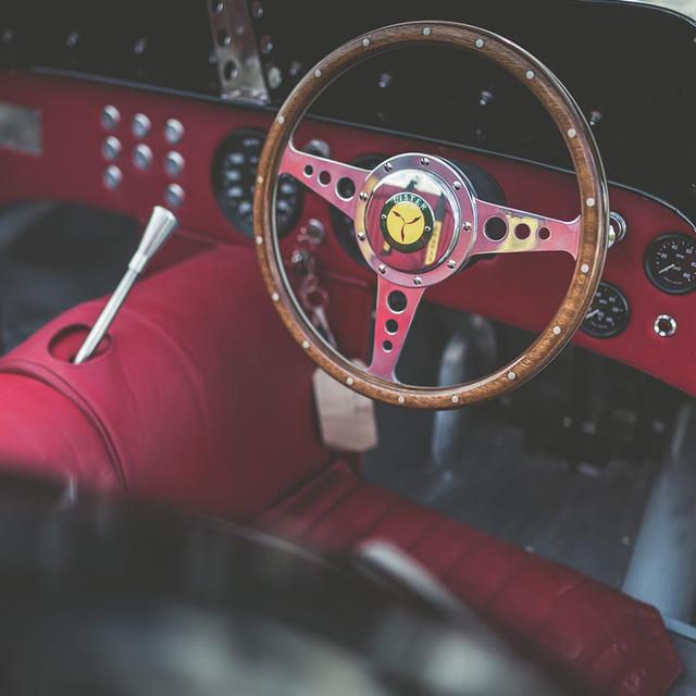 Lister Motor hồi sinh mẫu xe đua huyền thoại của thập niên 50 - Ảnh 3.