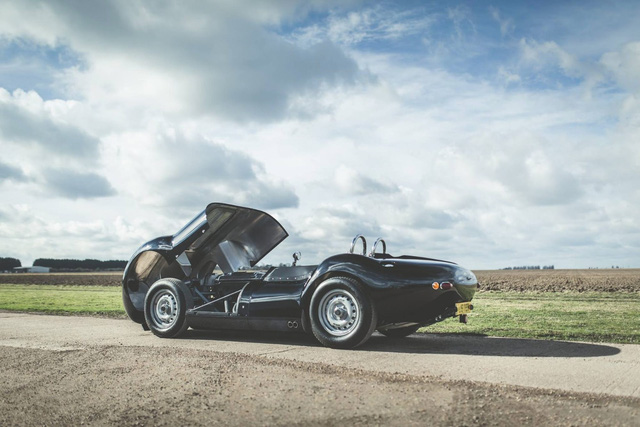 Lister Motor hồi sinh mẫu xe đua huyền thoại của thập niên 50 - Ảnh 4.