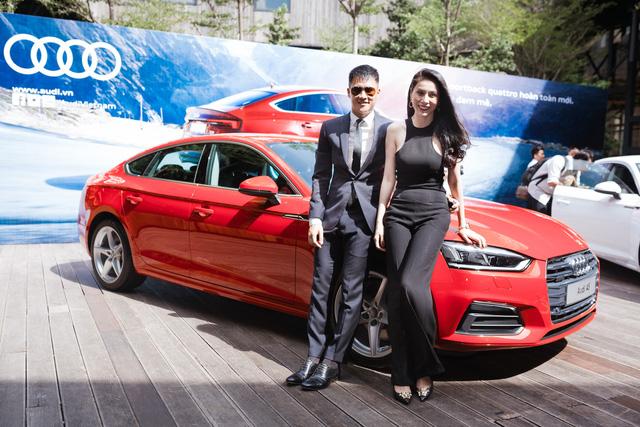 Audi A5 Sportback mới chính thức ra mắt thị trường Việt Nam - Ảnh 8.