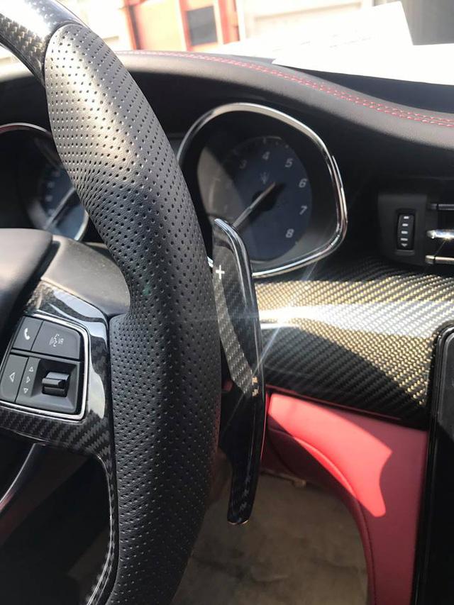 Maserati Quattroporte GranSport GTS 2017 cập bến Việt Nam, giá gần 12 tỷ Đồng - Ảnh 7.