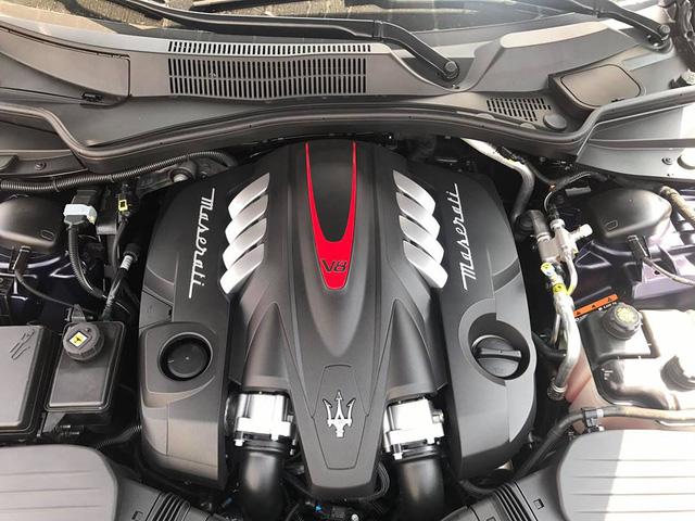 Maserati Quattroporte GranSport GTS 2017 cập bến Việt Nam, giá gần 12 tỷ Đồng - Ảnh 3.