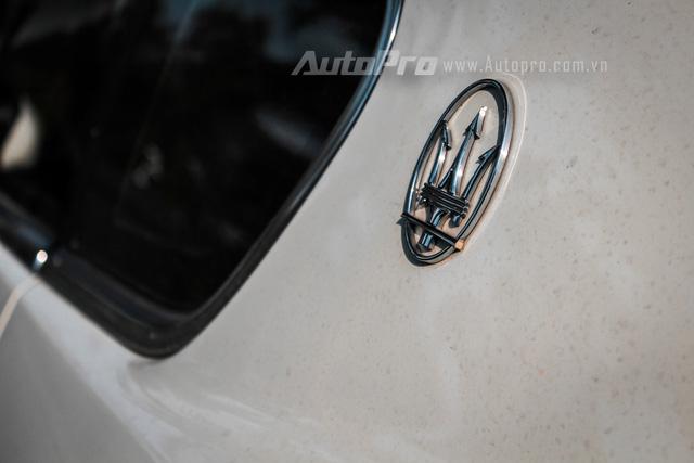 Maserati GranTurismo của ông chủ cà phê Trung Nguyên tái xuất - Ảnh 12.