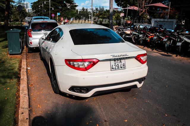 Maserati GranTurismo của ông chủ cà phê Trung Nguyên tái xuất - Ảnh 6.