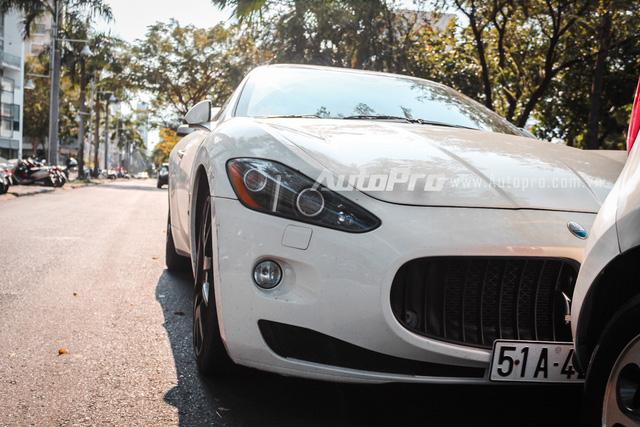 Maserati GranTurismo của ông chủ cà phê Trung Nguyên tái xuất - Ảnh 5.