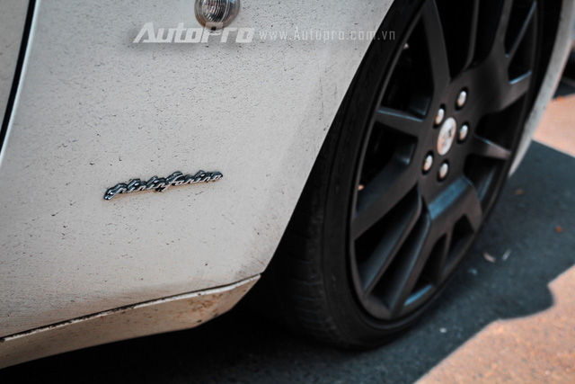 Maserati GranTurismo của ông chủ cà phê Trung Nguyên tái xuất - Ảnh 7.