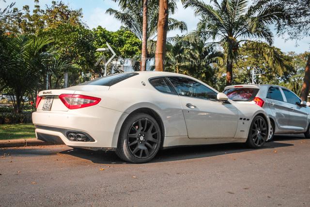 Maserati GranTurismo của ông chủ cà phê Trung Nguyên tái xuất - Ảnh 2.
