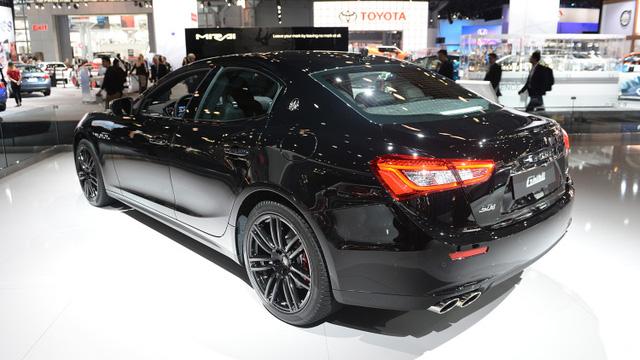 Maserati trình làng phiên bản giới hạn của Ghibli, giá từ 1,7 tỷ Đồng - Ảnh 6.