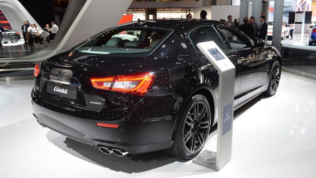 Maserati trình làng phiên bản giới hạn của Ghibli, giá từ 1,7 tỷ Đồng - Ảnh 5.