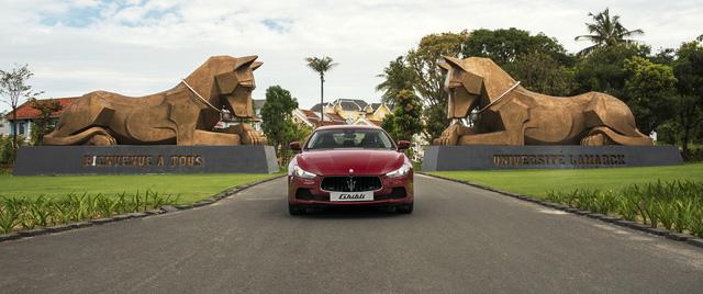 Đi du lịch Phú Quốc, được đưa đón bằng xe thể thao hạng sang Maserati - Ảnh 5.