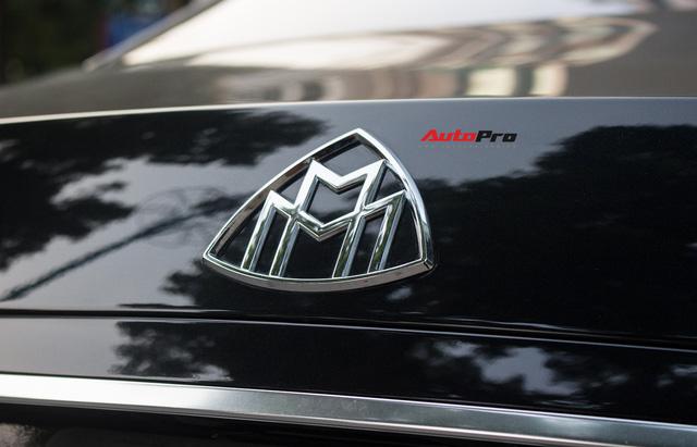 Xe siêu sang Maybach 62 trong lô xe nhập lậu năm 2013 tái xuất tại Hà Nội - Ảnh 4.