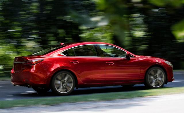 Lý do khiến Mazda6 phiên bản mới bị loại bỏ hộp số sàn - Ảnh 1.