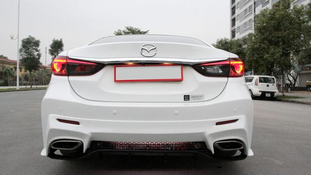 Mazda6 độ cửa kiểu Lamborghini tại Hà Nội - Ảnh 3.