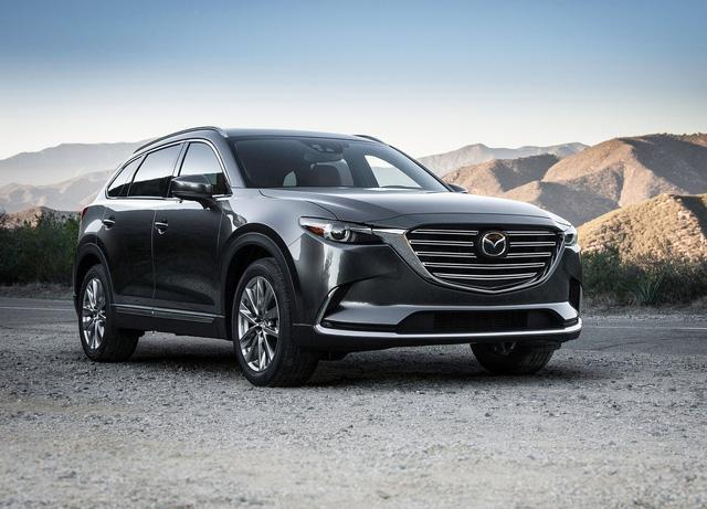 Mazda sắp ra mắt crossover mới, nằm giữa CX-5 và CX-9 - Ảnh 3.