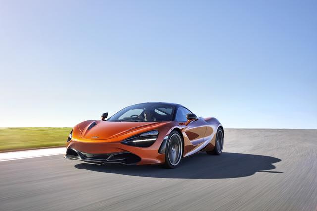 McLaren 720S, kỷ nguyên mới cho dòng Super Series đến từ Anh quốc - Ảnh 11.